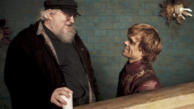 Photo of George R.R. Martin Skipping Comic-Con This Year (But It's for a Great Reason)