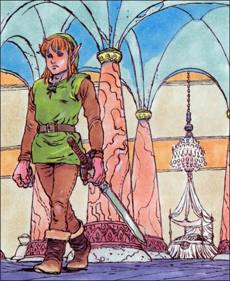 Katsuya Terada Zelda Artwork (16)