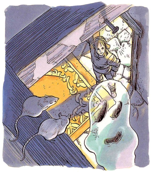 Katsuya Terada Zelda Artwork (24)