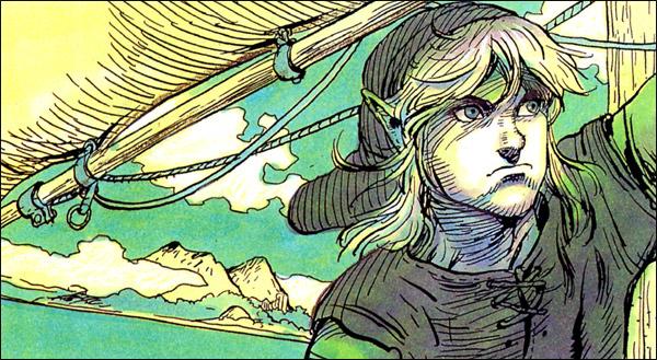 Katsuya Terada Zelda Artwork (4)