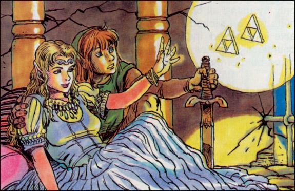 Katsuya Terada Zelda Artwork (7)