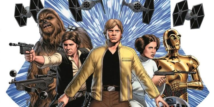 Star Wars The Comic