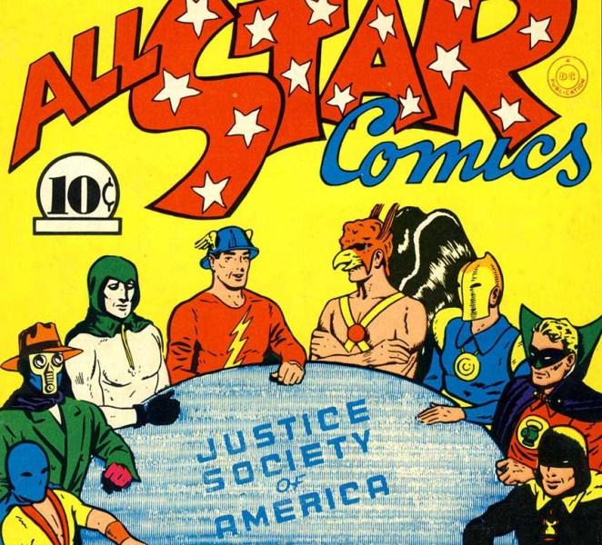 all-star-comics-dc