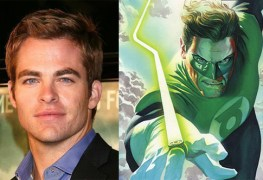 Rumor: Chris Pine Up for Green Lantern, But Probably Not John Stewart. Probably.