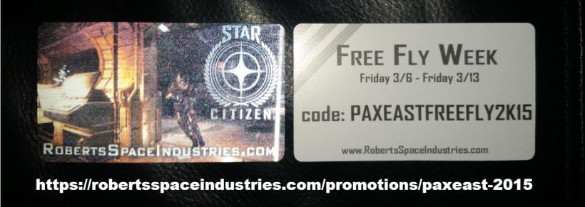 free fly week star citizen