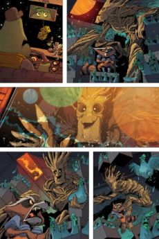 groot preview art