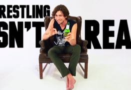 """Max Landis's """"Wrestling Isn't Wrestling"""" Will Make You Love Wrestling"""