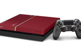 Sony Releasing Limited Edition Metal Gear Solid 5 PS4 Consoles In Asia