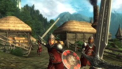 Check Out This Awesome Elder Scrolls/Total War Mashup Mod