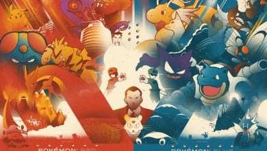 Video Games Deserve Posters That Look This Good