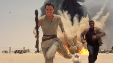 Star Wars: The Force Awakens - Who Is Daisy Ridley's Rey?