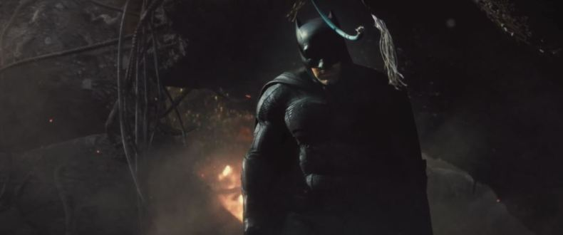 Take a Look at the Full Batsuit from Batman V. Superman: Dawn of Justice