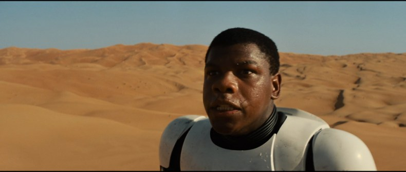 Star Wars: The Force Awakens - Who Is John Boyega's Finn And Does He Have A Connection To Kylo Ren?