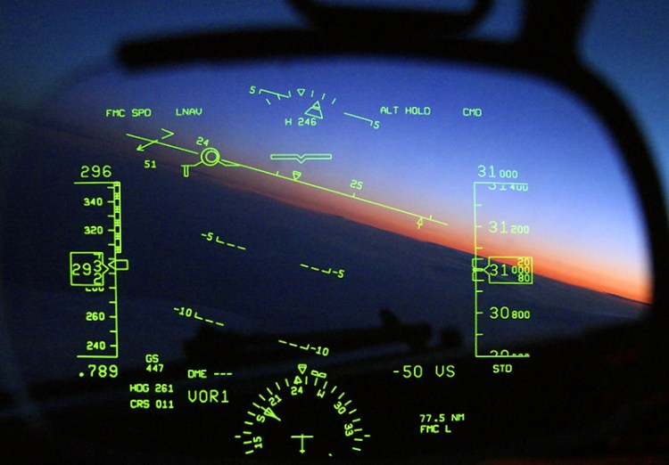 Heads-up Display