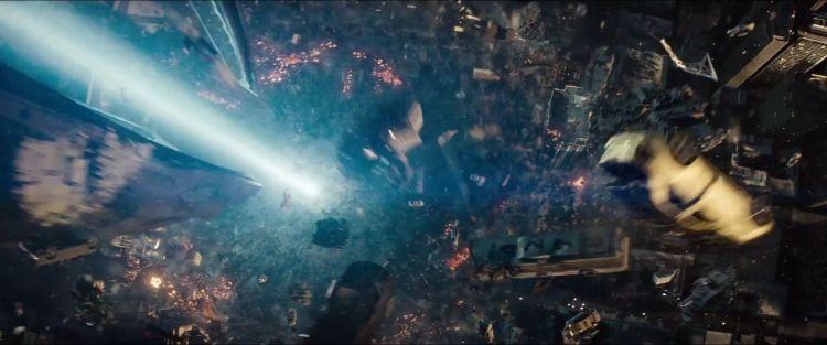 Destruction of Metropolis