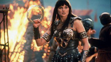 Xena Warrior Princess...The Movie?