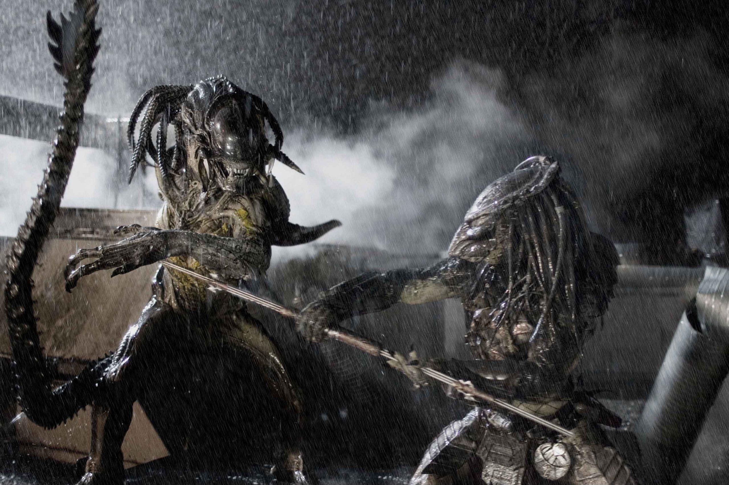 Alien Vs Predator Fan Edit Removes Humans Makes Movie Awesome Overmental