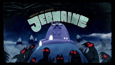 """Photo of The Annotated Adventure Time: The Man-Child on Trial in '""""Jermaine'"""""""