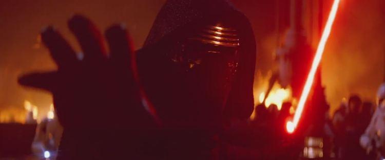 star wars force awakens trailer 2 11 kylo ren