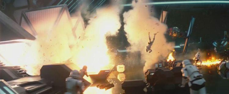 star wars force awakens trailer 2 15 tie fighters