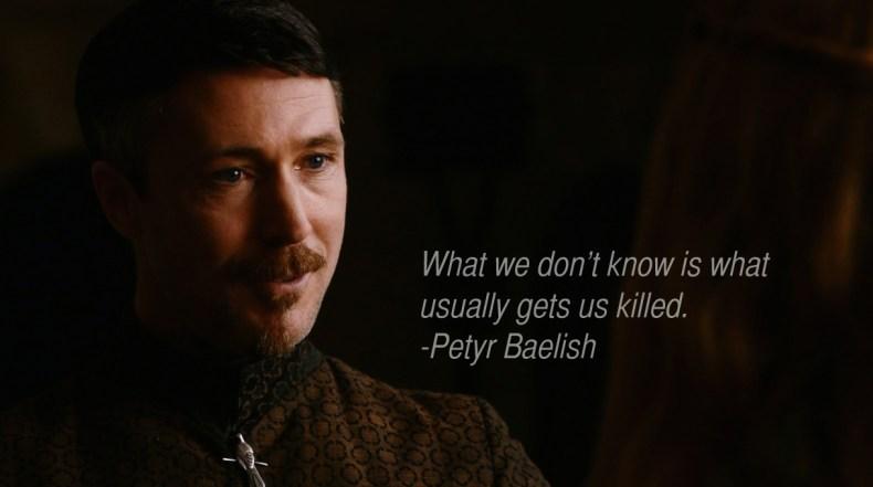 Aiden Gillen (aka Littlefinger from Game of Thrones) Narrates The Art of War