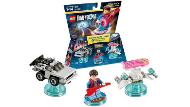 LEGO Dimensions Expansion Packs Will Include DC Comics, Lord of the Rings, Back to the Future