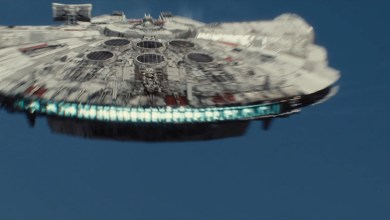 Force Awakens Trivia: Millennium Falcon's New Dish Was Taken From An Iconic Star Wars Ship