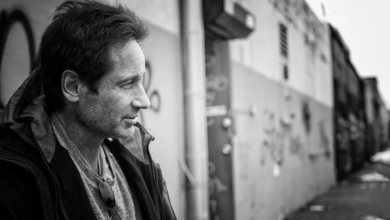 """Sounds Great: David Duchovny (Yes, Fox Mulder) Sings """"Hell or Highwater"""""""