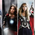Genderswapped Avengers Casting is Just Perfect