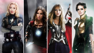 Photo of Genderswapped Avengers Casting is Just Perfect