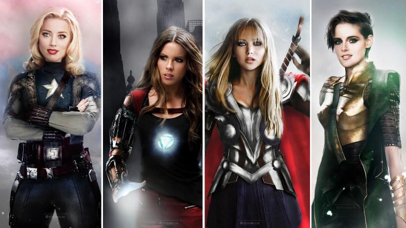gender-swapped-avengers