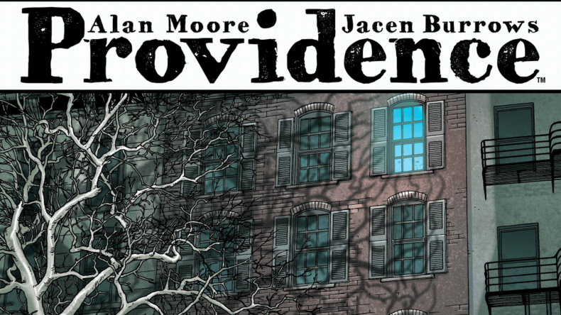 The Pull List: Providence Masterfully Weaves Lovecraft and History Together
