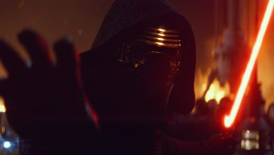 Star Wars: The Force Awakens - Vanity Fair Reveals Who's Playing Kylo Ren and Captain Phasma