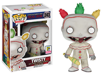 American Horror Story Freak Show - Twisty Unmasked
