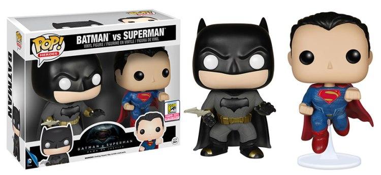 Batman v Superman - Batman v Superman 2-pack