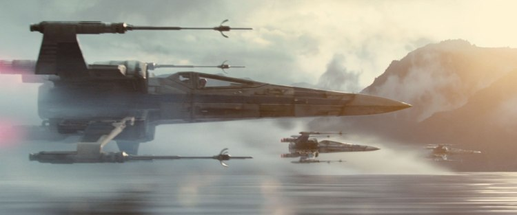 Episode VII X-Wings