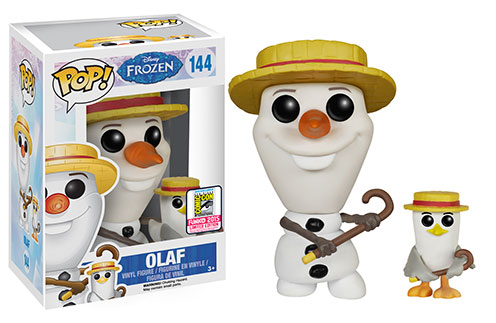Frozen - Barbershop Quartet Olaf