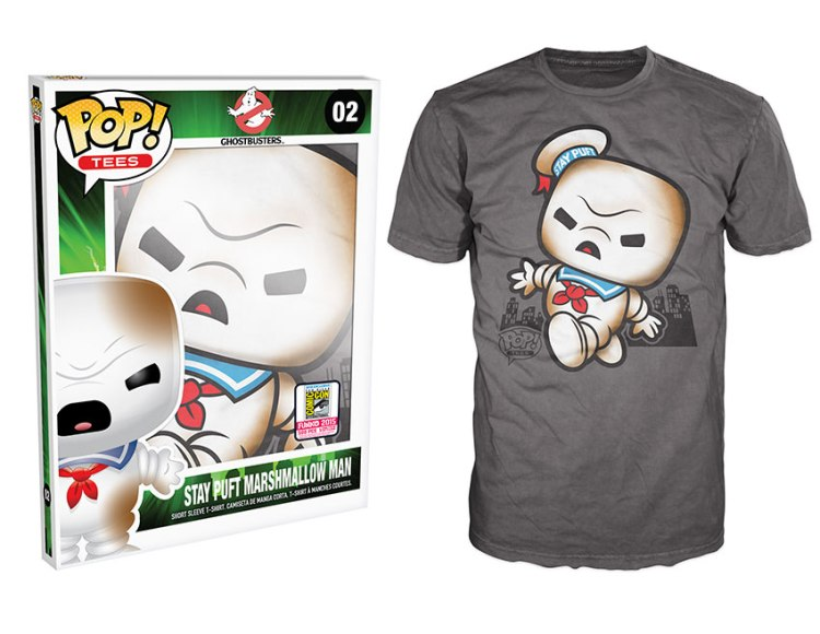 Ghostbusters - Burnt Stay Puft