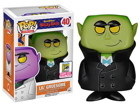 Hanna-Barbera Lil Gruesome Green