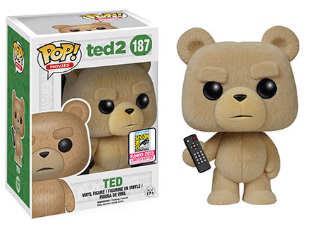 Ted 2 - Flocked Ted