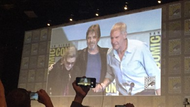 Photo of SDCC '15: What Secrets Did We Learn At The Star Wars: The Force Awakens Panel?