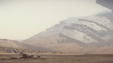 Star Wars: The Force Awakens - What Happened At The Battle of Jakku?