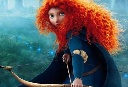 Watch Merida from Brave Join Once Upon a Time