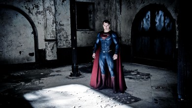 Check Out 10 New Batman V. Superman Images