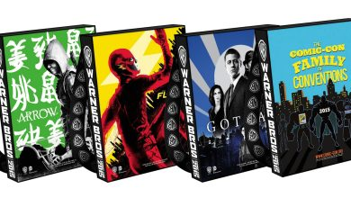 This Year's Comic-Con Bags Will be Brought to You by Warner Bros. TV