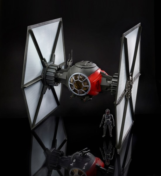 force awakens tie fighter toy 1