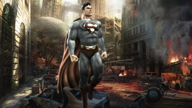 Photo of There are a Ton of Superman References in Batman: Arkham Knight