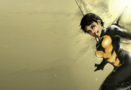 Get a Second Look at the New Wasp Costume from Ant-Man