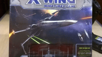 Star Wars: The Force Awakens - Leaked Miniatures Show Return Of Rogue Squadron?