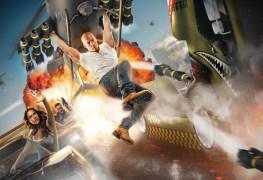 Fast & Furious Ride Coming to Universal Studios Orlando